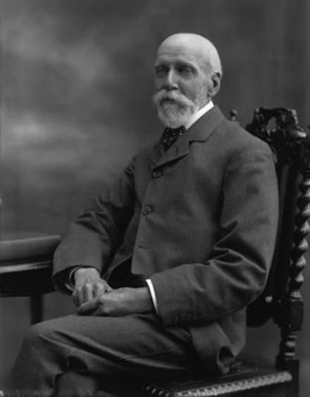 Ernest George.
