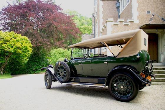 Olveston 1921 Fiat 510 tourer